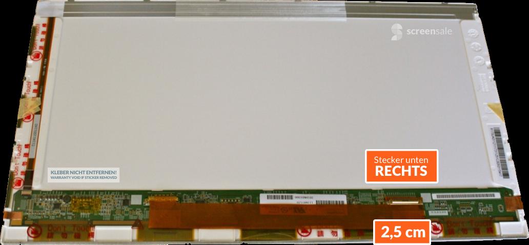 "Medion Akoya P7818 MD99160 MD98024 LED Display 17,3"" glo ..."
